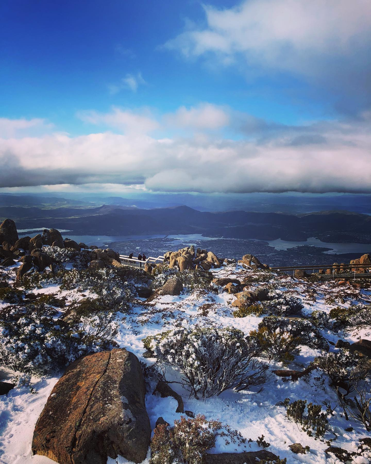 Wilderness and wine Hobart Tour Package